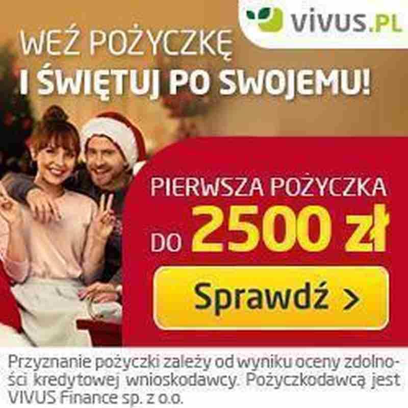 Vivus Promocja Święta